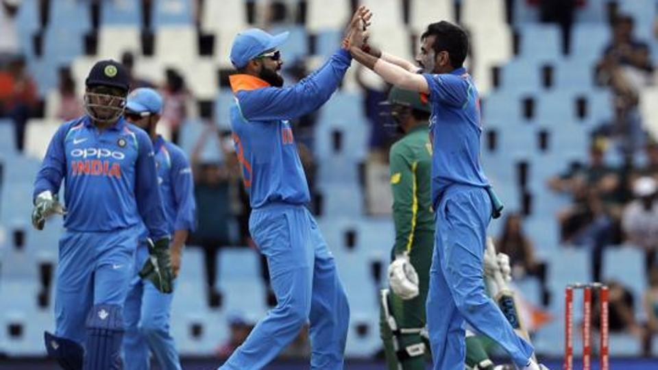 India won 1st T20I at Johannesburg