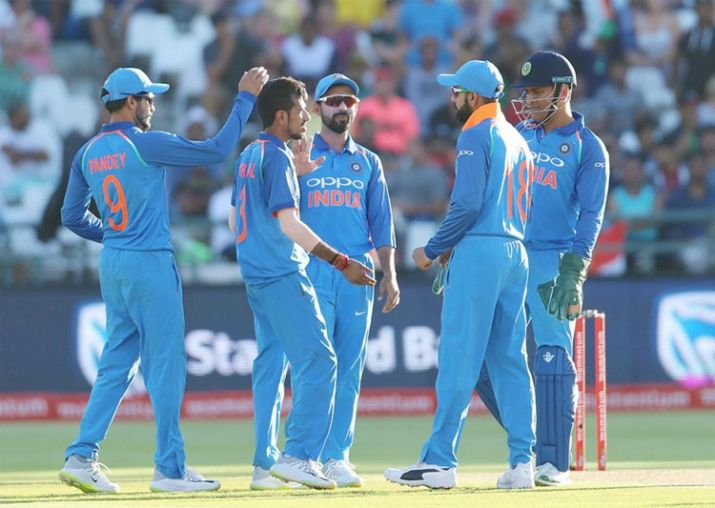 India won T20I series against Proteas