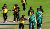 Ireland won by 4 wickets