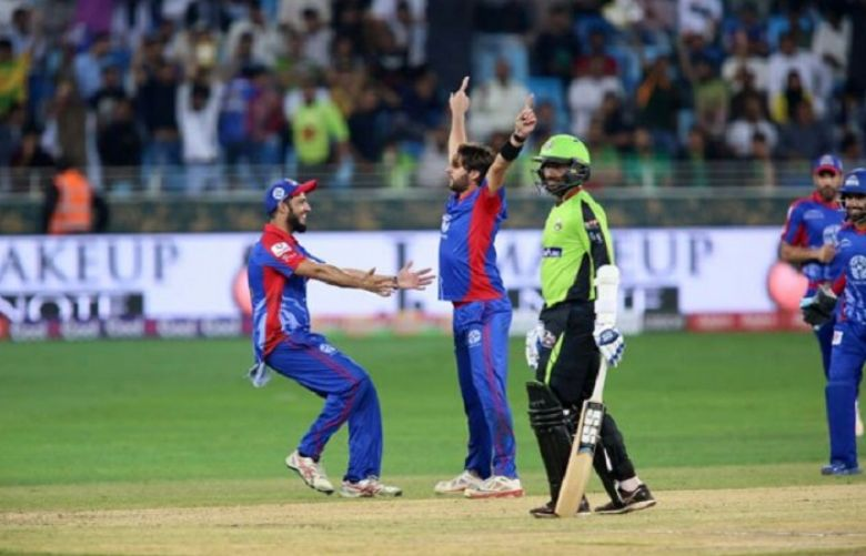Karachi Kings in the winning streak
