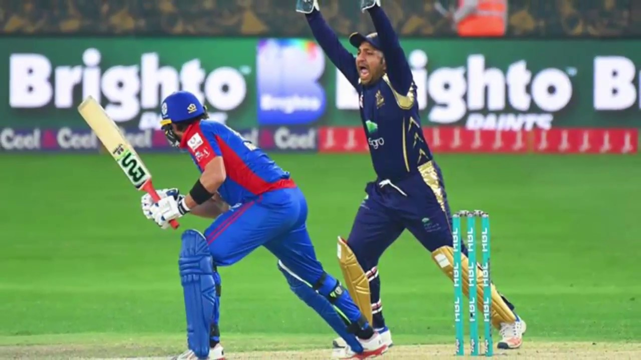 Karachi Kings was defeated by 67 runs
