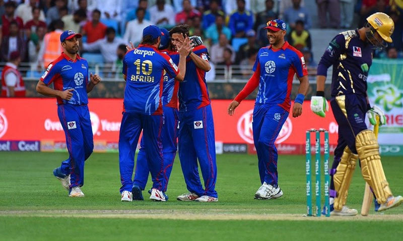 Karachi Kings won by 19 runs