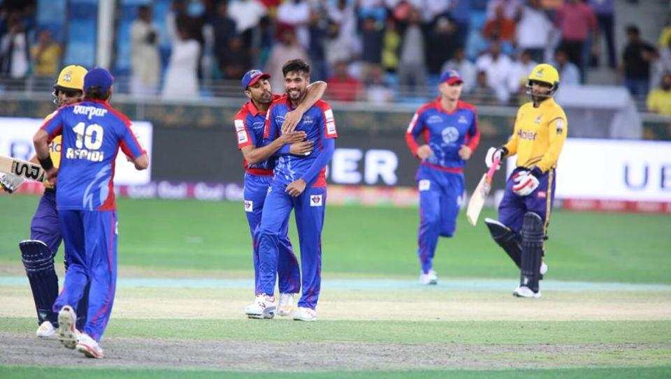 Karachi Kings won by 5 wickets