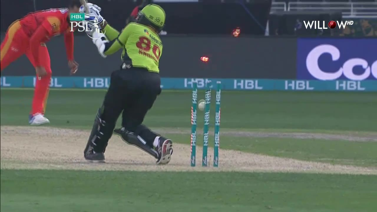 Lahore Qalandars failed to win once again