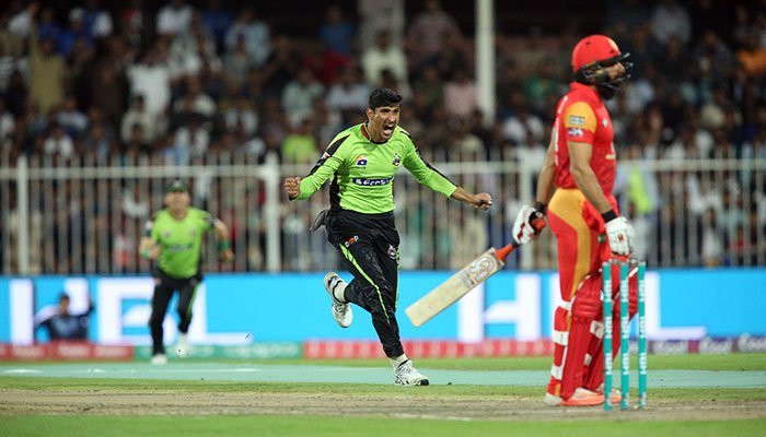 Lahore Qalandars won through Super Over