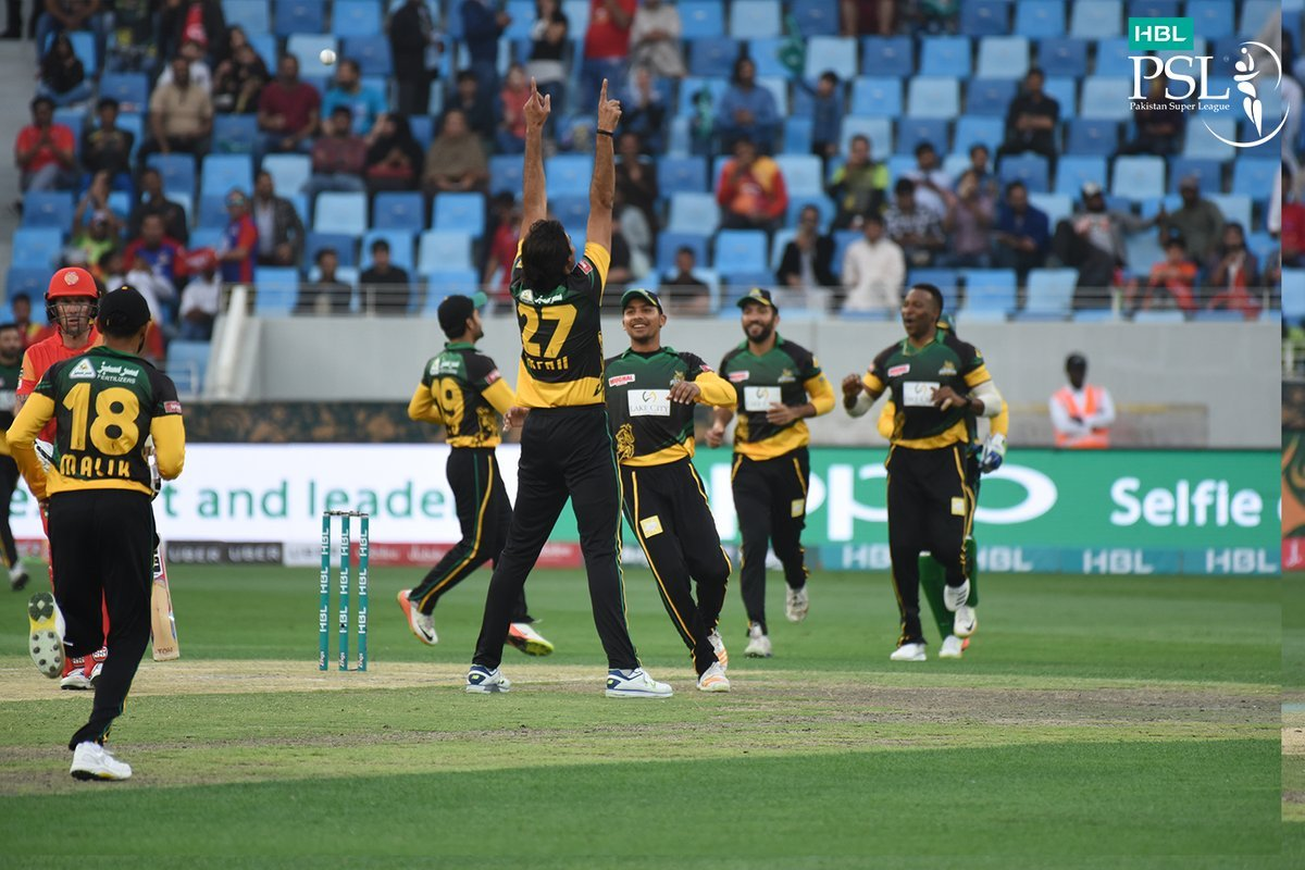 Multan Sultans tested first defeat in PSL
