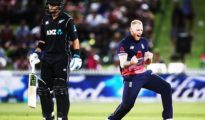 New Zealand won 1st ODI against England