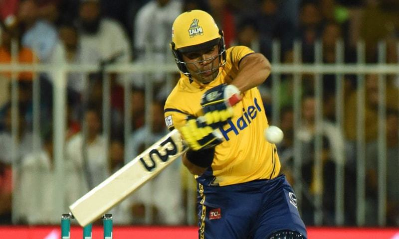 Peshawar Zalmi destroyed Qalandars by 10 wickets