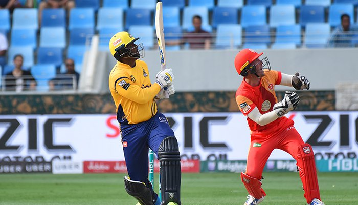 Peshawar Zalmi won by 34 runs