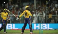 Peshawar Zalmi won by 5 wickets