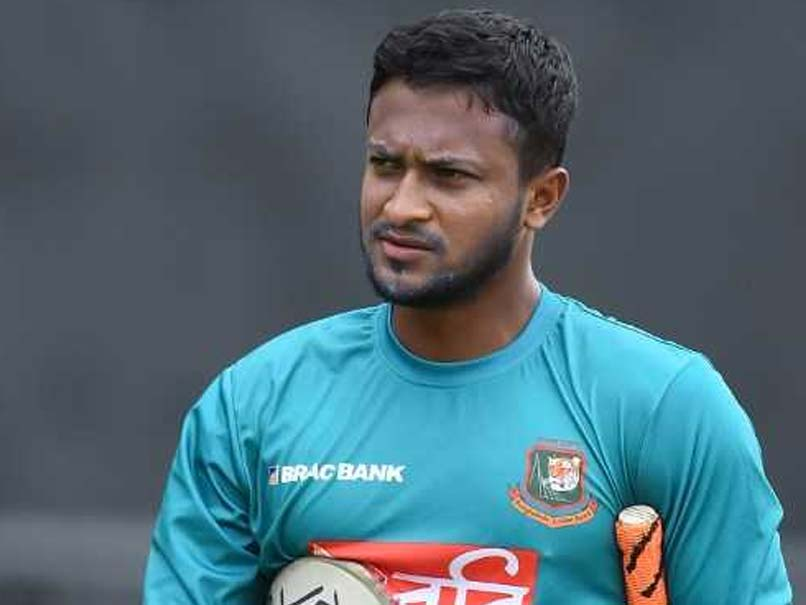 Shakib ruled out from Nidahas Trophy