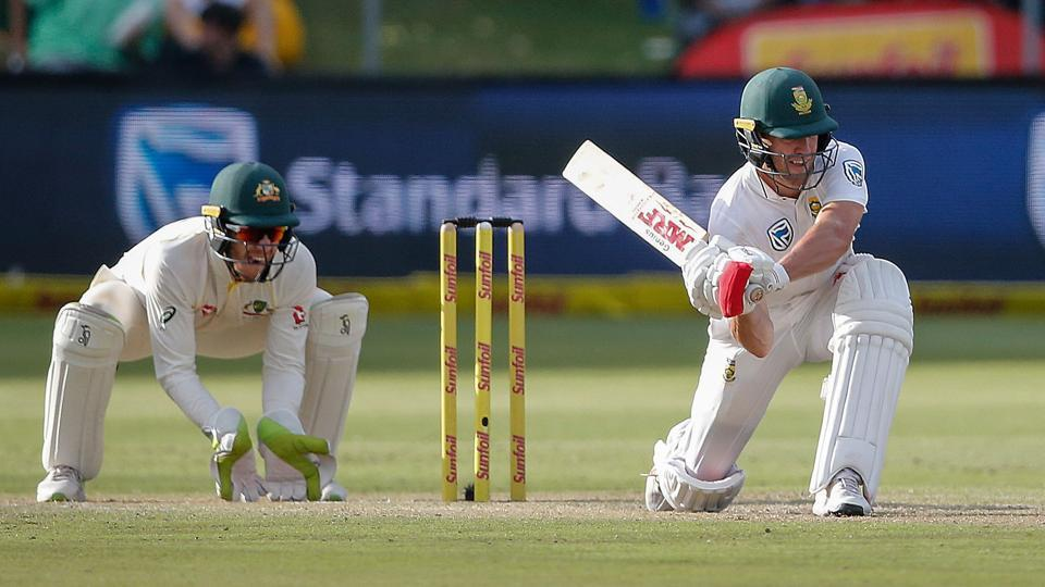 South Africa finished 2nd day successfully