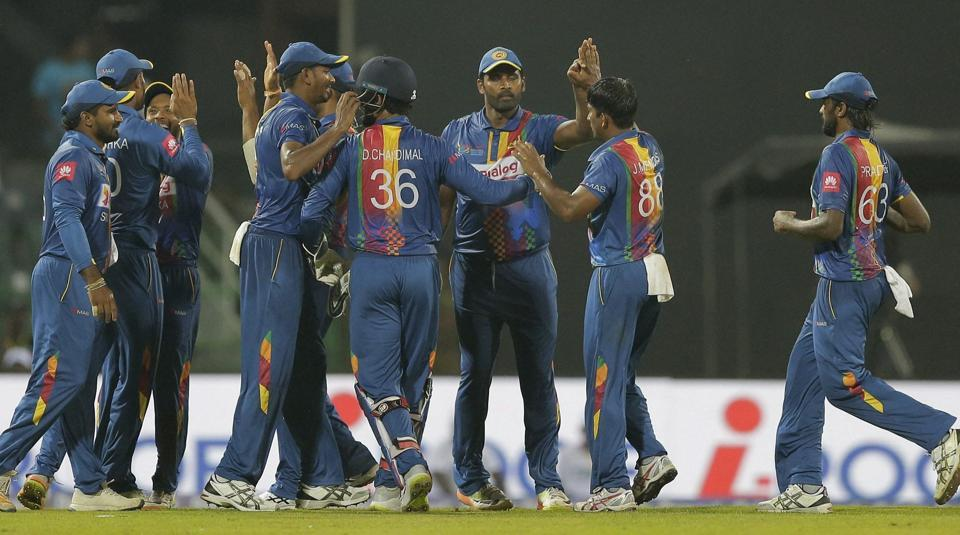Sri Lanka beat India by 5 wickets