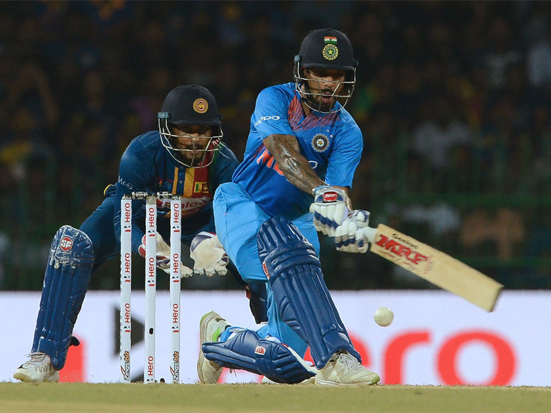 Sri Lanka faced defeat against India at Colombo