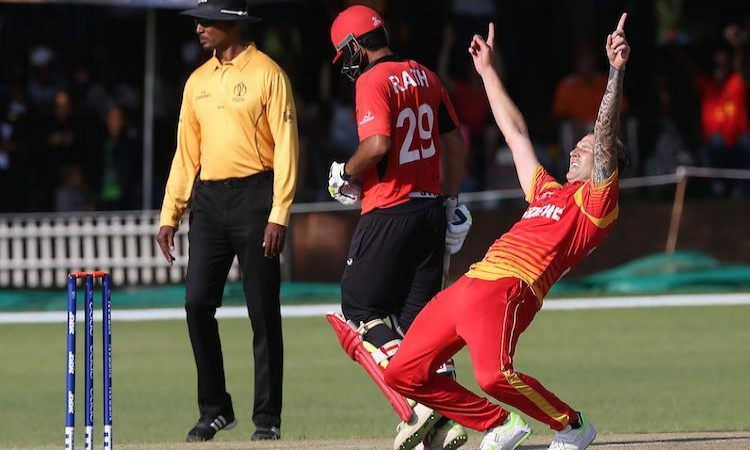 Zimbabwe beat Hong Kong by 89 runs