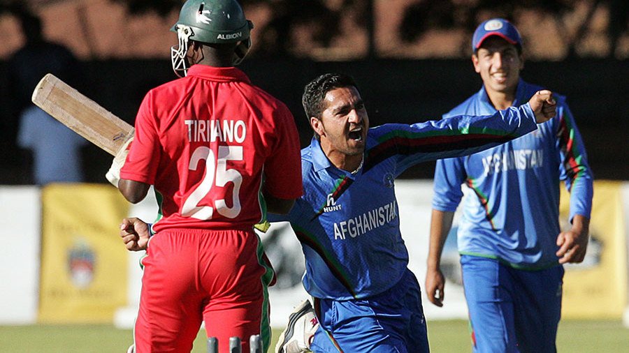 Afghanistan to Face Host Zimbabwe in World Cup Qualifier