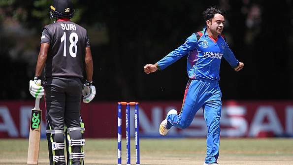 Afghanistan got easy victory over UAE