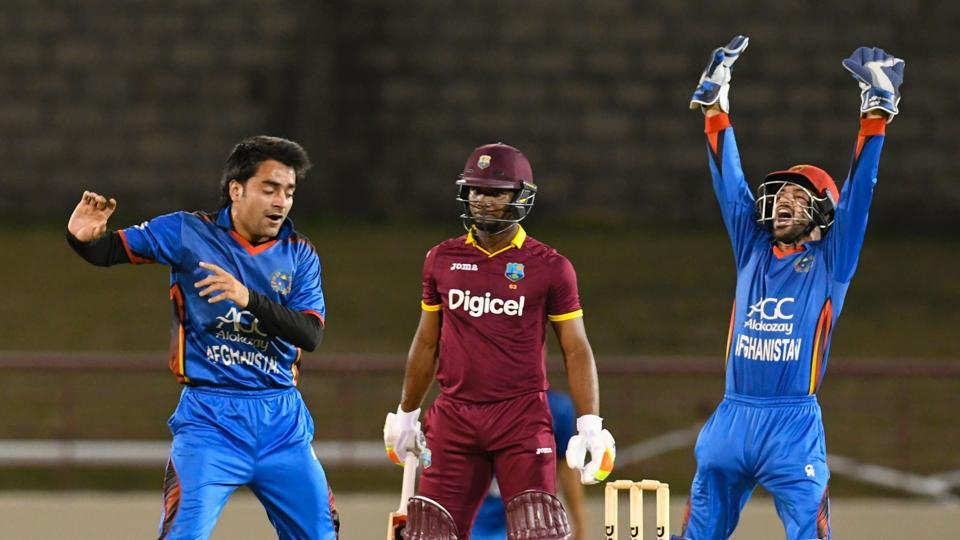 Afghanistan won by 3 wickets
