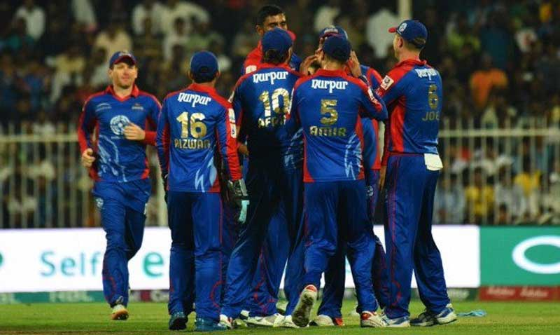 Karachi Kings won by 7 wickets