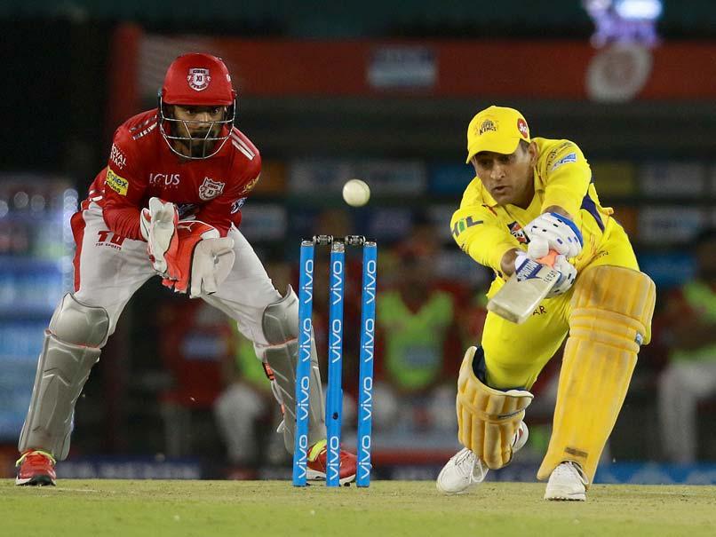 Kings XI Punjab won by 4 runs