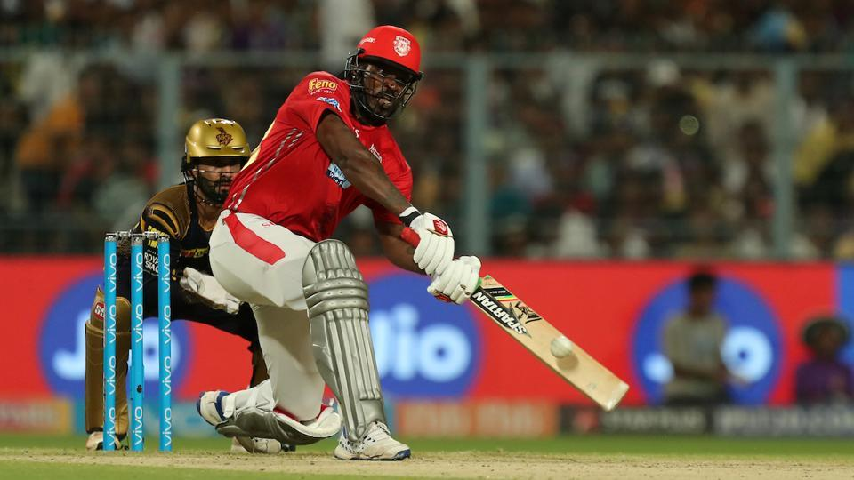 Kolkata Knight Riders faced defeat at home venue