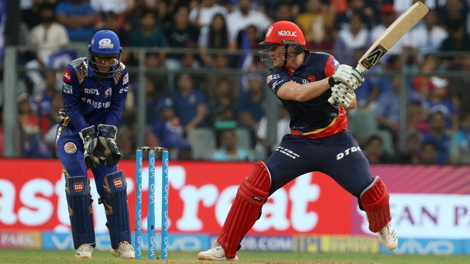 Mumbai Indians faced defeat at home venue