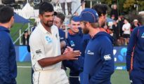 New Zealand secured Test series at Christchurch