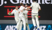 New Zealand won 1st Test against England