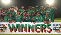 Pakistan whitewash West Indies in T20I series