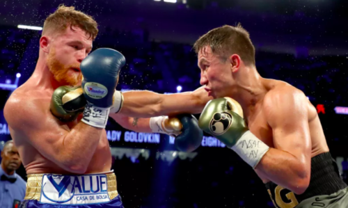 Canelo Alvarez Suspended 6 Months for Positive PED Test Before GGG Fight