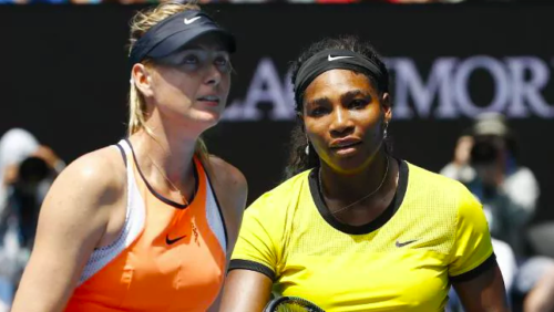 Sharapova dumped out by Garcia in Stuttgart first round