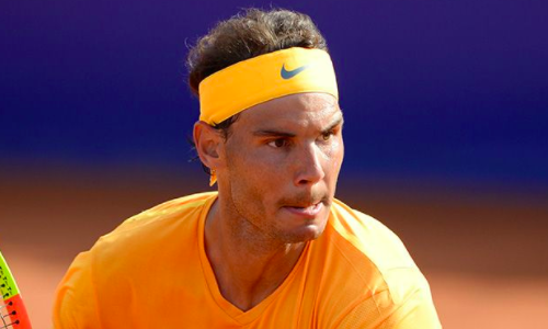 Nadal streak threatened, but intact