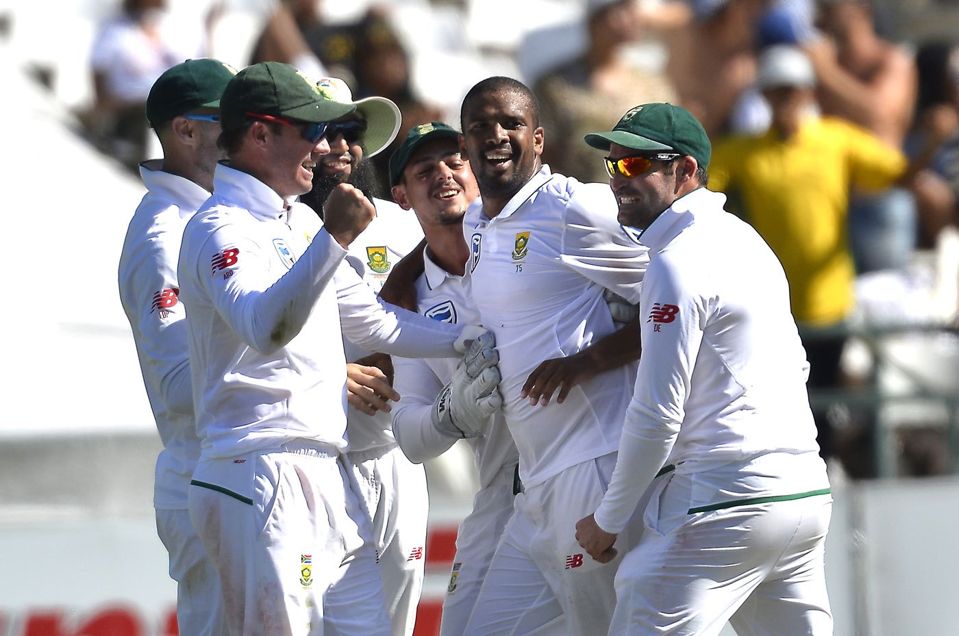 South Africa won Test series against Australia