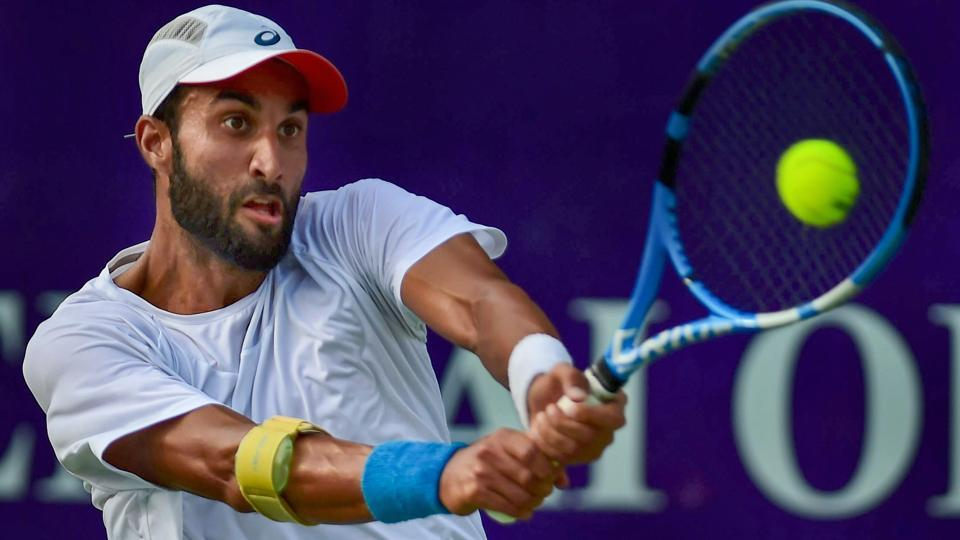 Yuki Bhambri is replaced in Davis Cup squad