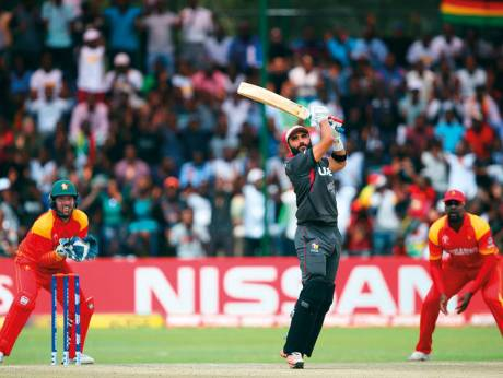 Zimbabwe ruled out from qualifier round