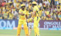 Ambati Rayudu made unbeaten century against SRH