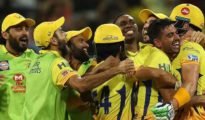 Chennai Super Kings qualified for IPL final