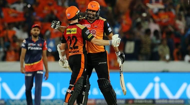 Delhi Daredevils could not defeat Sunrisers Hyderabad