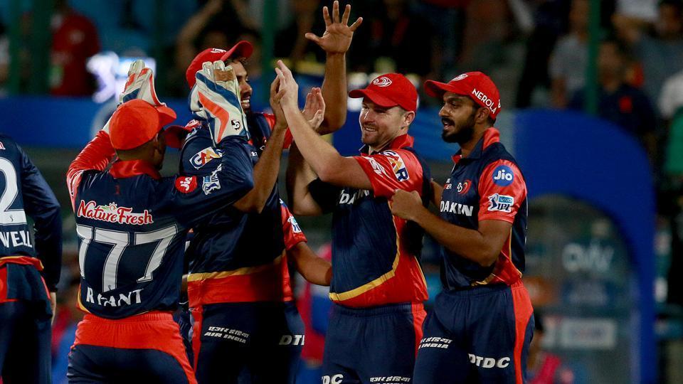 Delhi Daredevils won by 4 runs