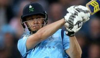 Durham faced defeat against Yorkshire
