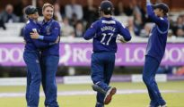 Gloucestershire won by 4 wickets