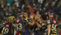 KKR beat RR in eliminator round