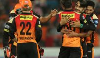 Kings XI Punjab faced defeat against SRH