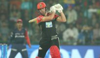 Kohli - De Villiers led RCB to victory