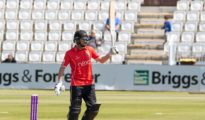 Leicestershire Foxes won by 72 runs