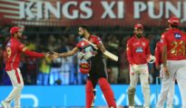 RCB beat KXIP by 10 wickets