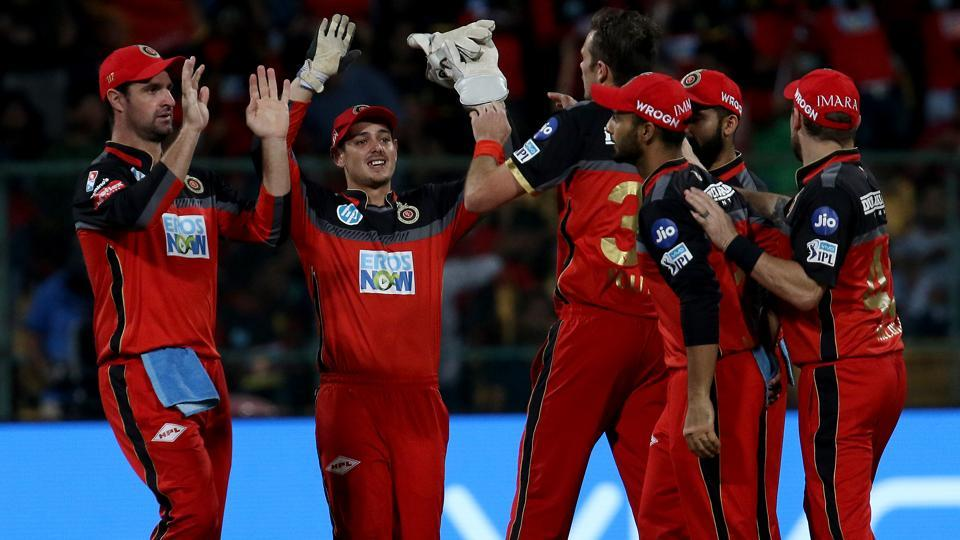 RCB beat Mumbai Indians by 14 runs