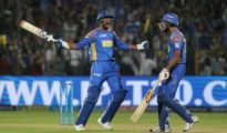 Rajasthan Royals managed 3rd victory in IPL