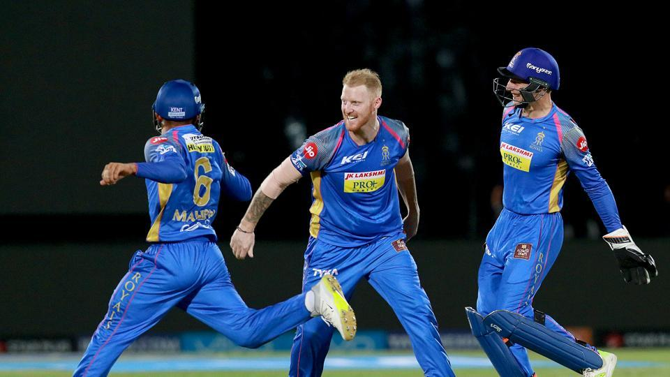 Rajasthan Royals took revenge against KXIP