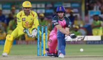 Rajasthan Royals won by 4 wickets